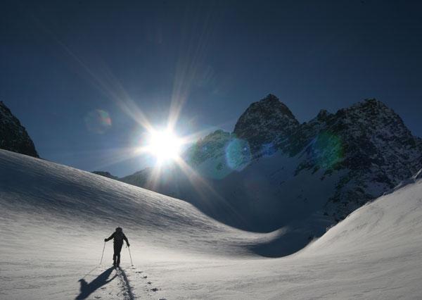 10|01|2014 – GEOBUCH News: Skitouren-Vortrag & Alte Schätze