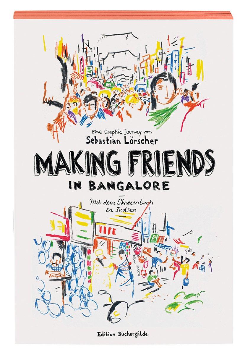 Sebastian Lörscher | Bildervortrag: Making Friends in Bangalore