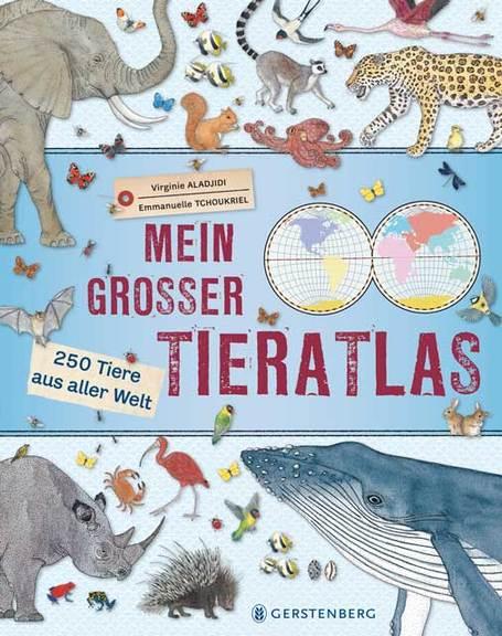 Geheimtipp 11|2014 – Mein grosser Tieratlass