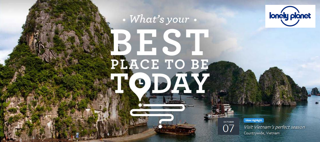 Neuheit 04/2021 – The Best Place to be Today
