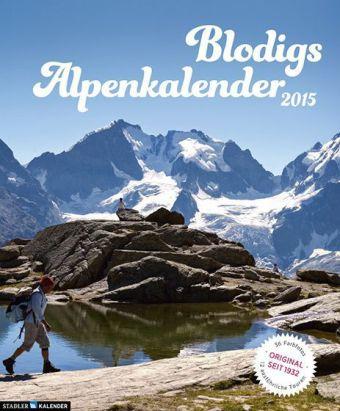 Topseller 11|2014 – Blodigs Alpenkalender 2015