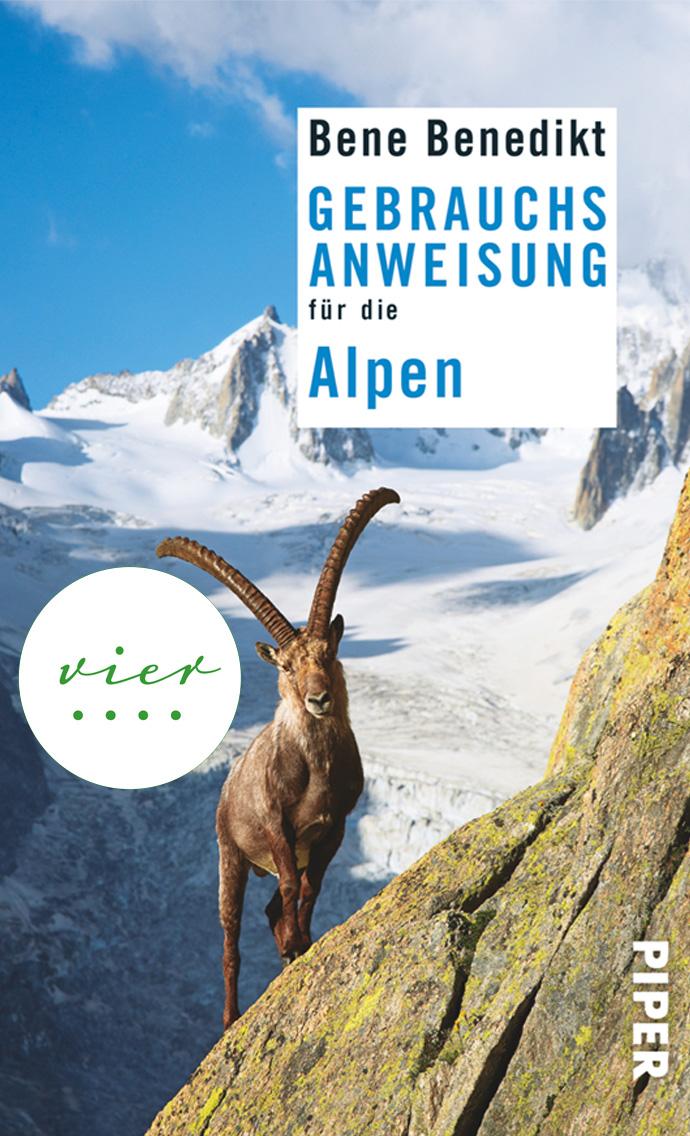 Neuheit – Gebrauchsanweisung für die Alpen