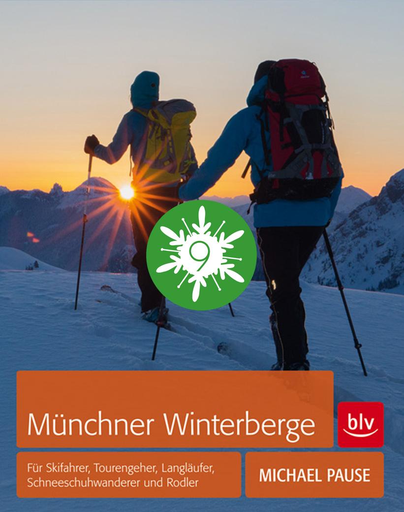 Klassiker – Münchner Winterberge