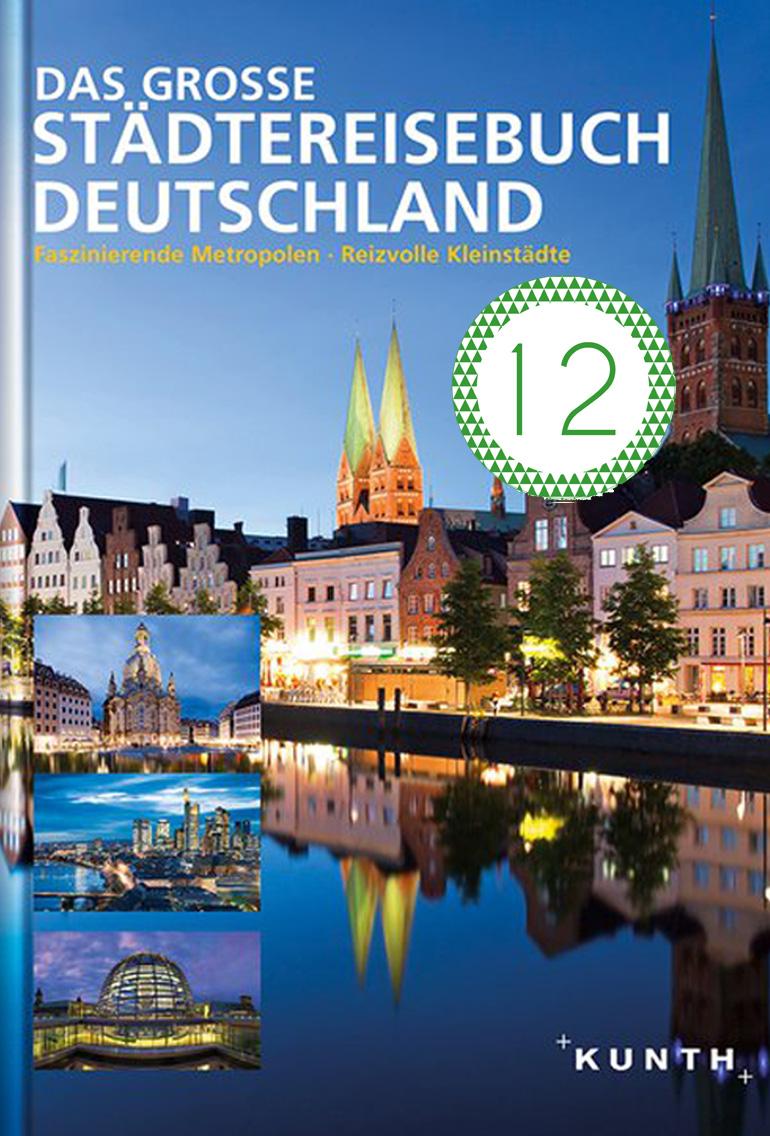Neuheit – Das große Städtereisebuch Deutschland
