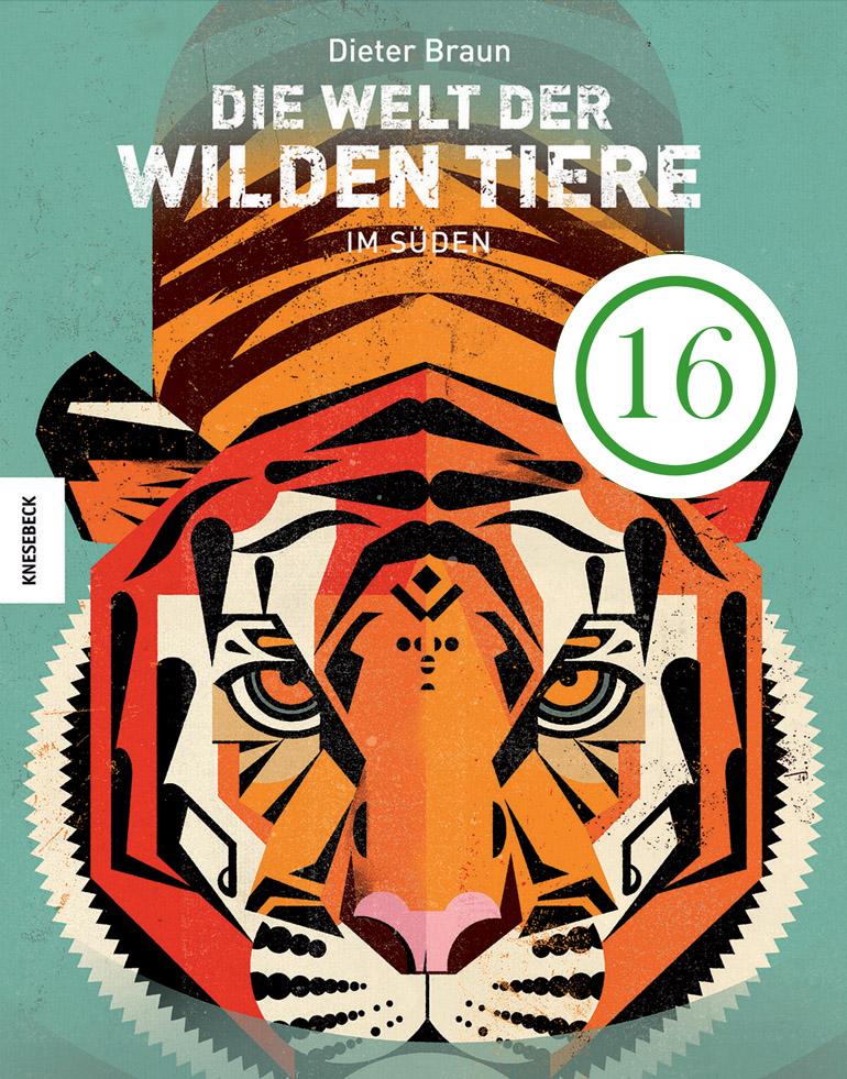 Neuheit – Die Welt der wilden Tiere im Süden
