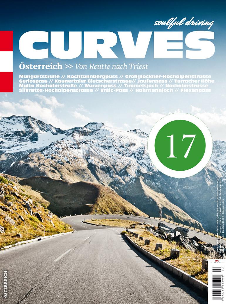 Topseller – Curves Österreich Band 5: Von Reutte nach Triest