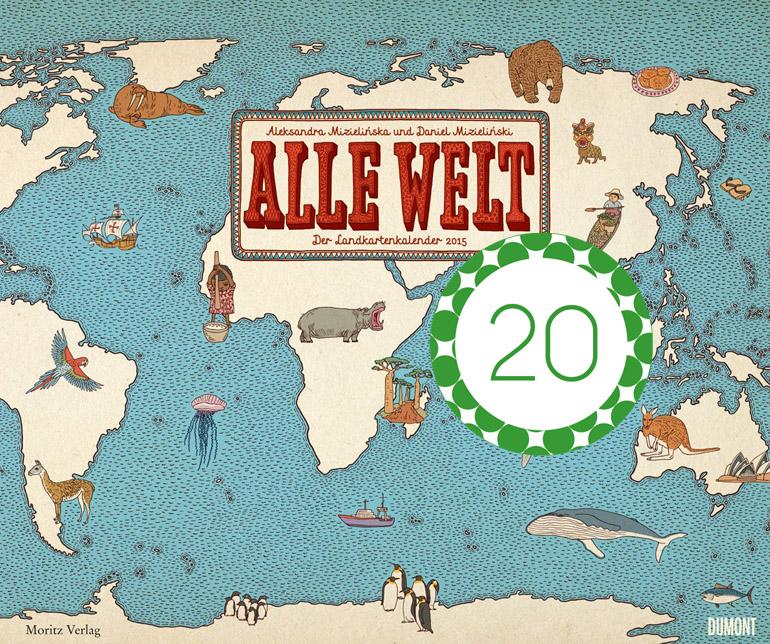 #20_Dumont_AlleWelt-DerLandkartenkalender2015