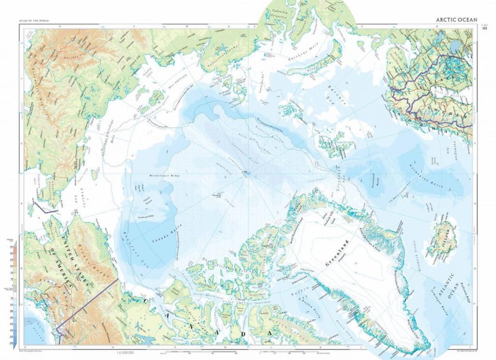 TheTimes_ComprehensiveAtlasoftheWorld_ArticOcean