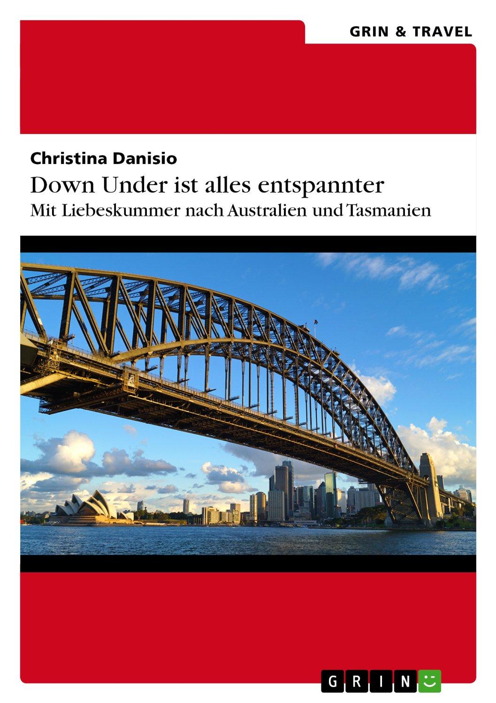 Christina Danisio | [verschoben] Lesung mit Multimediashow: Down Under ist alles entspannter