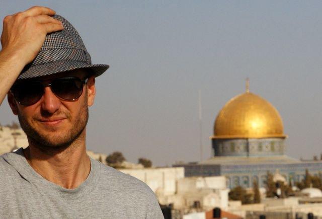 Fredy Gareis | Lesung - Tel Aviv - Berlin [Im Radsattel vom Jordan bis an die Spree]