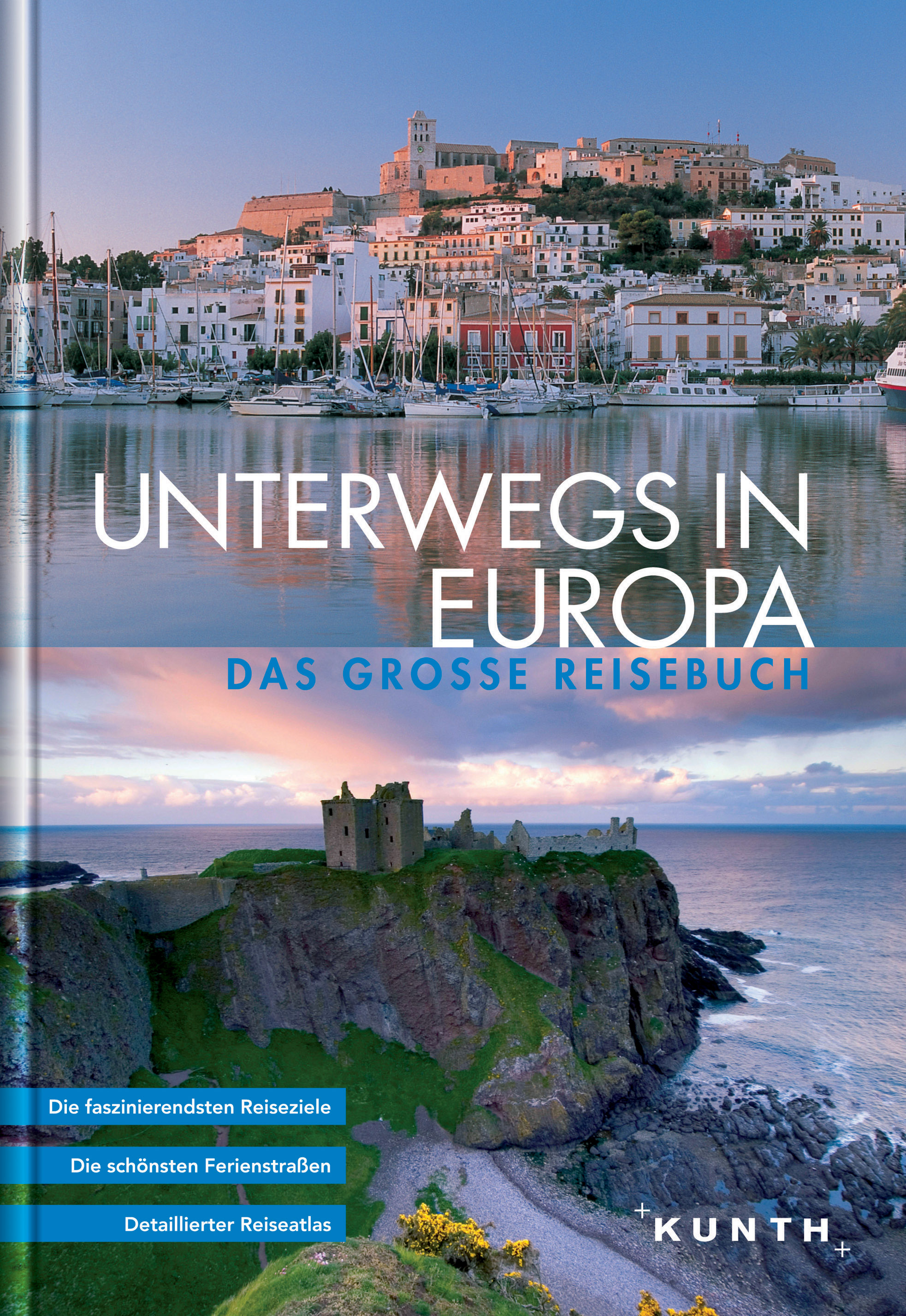 Klassiker – Unterwegs in Europa – Das Grosse Reisebuch