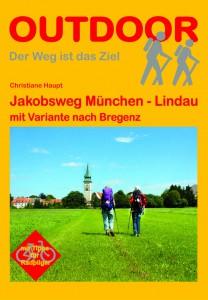 Conrad Stein Jakobsweg München Lindau - Cover