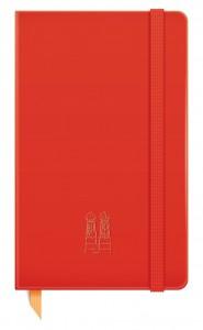 München 2016 Jahresplaner rot - Cover