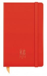 München 2016 Jahresplaner rot - Cover klein