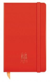 Kalenderneuheit – München 2016 – Jahresplaner rot