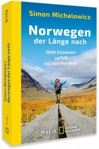 Norwegen der Länge nach Cover