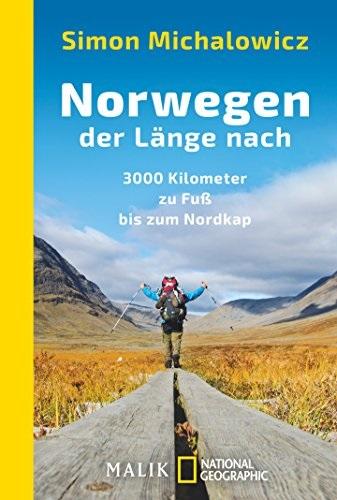 Neuheit – Norwegen der Länge nach
