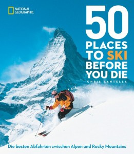 50 Places to Ski before you die