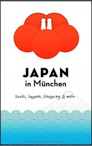 Japan in München Cover