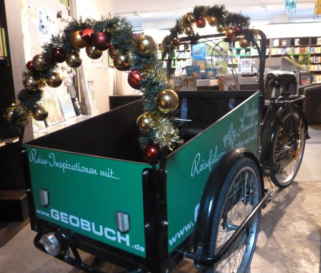 GEOBUCH-Rad Weihnachtsaktion 3