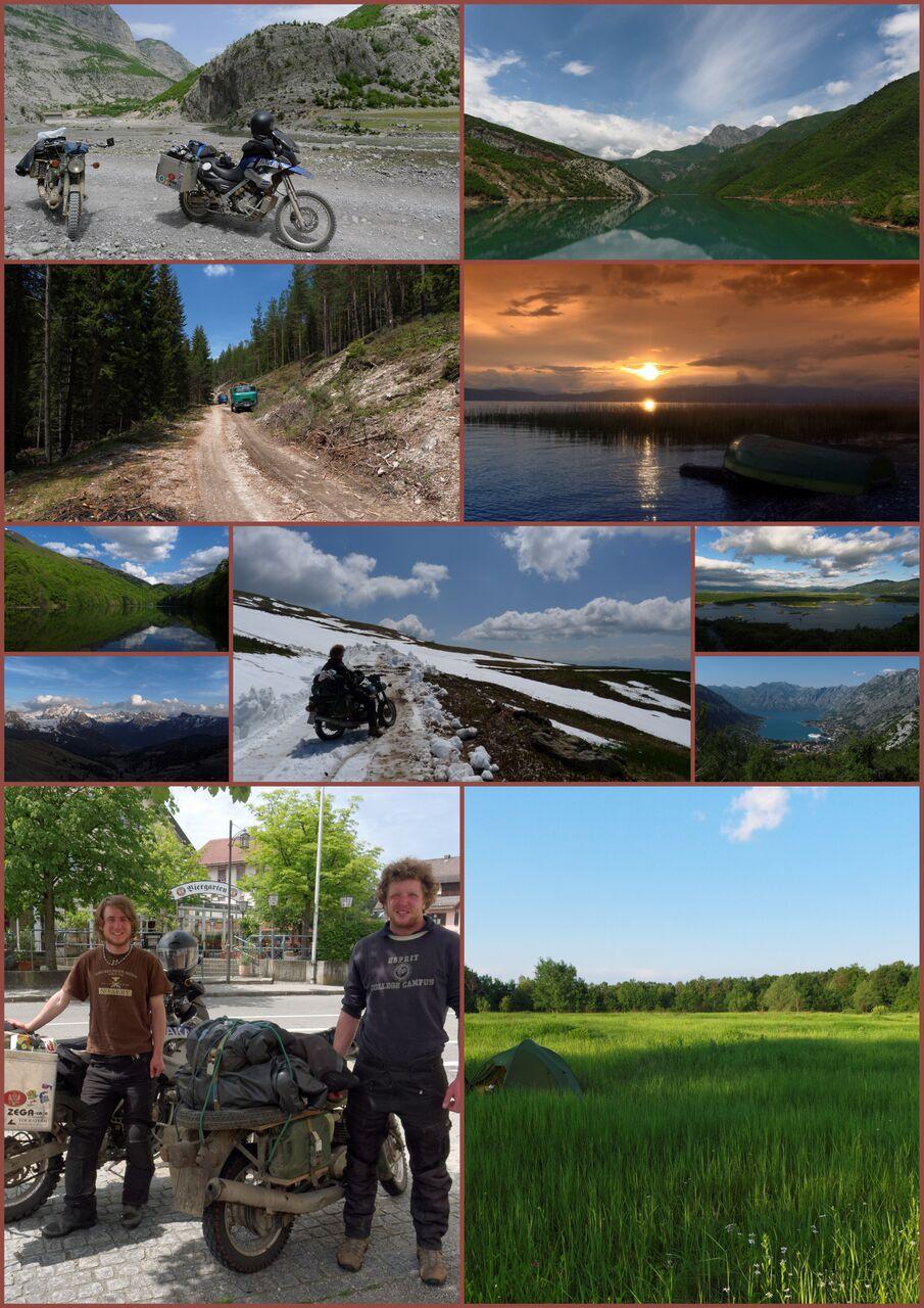 Ulrich Broda | Video-Vortrag: Motorradtour über den Balkan