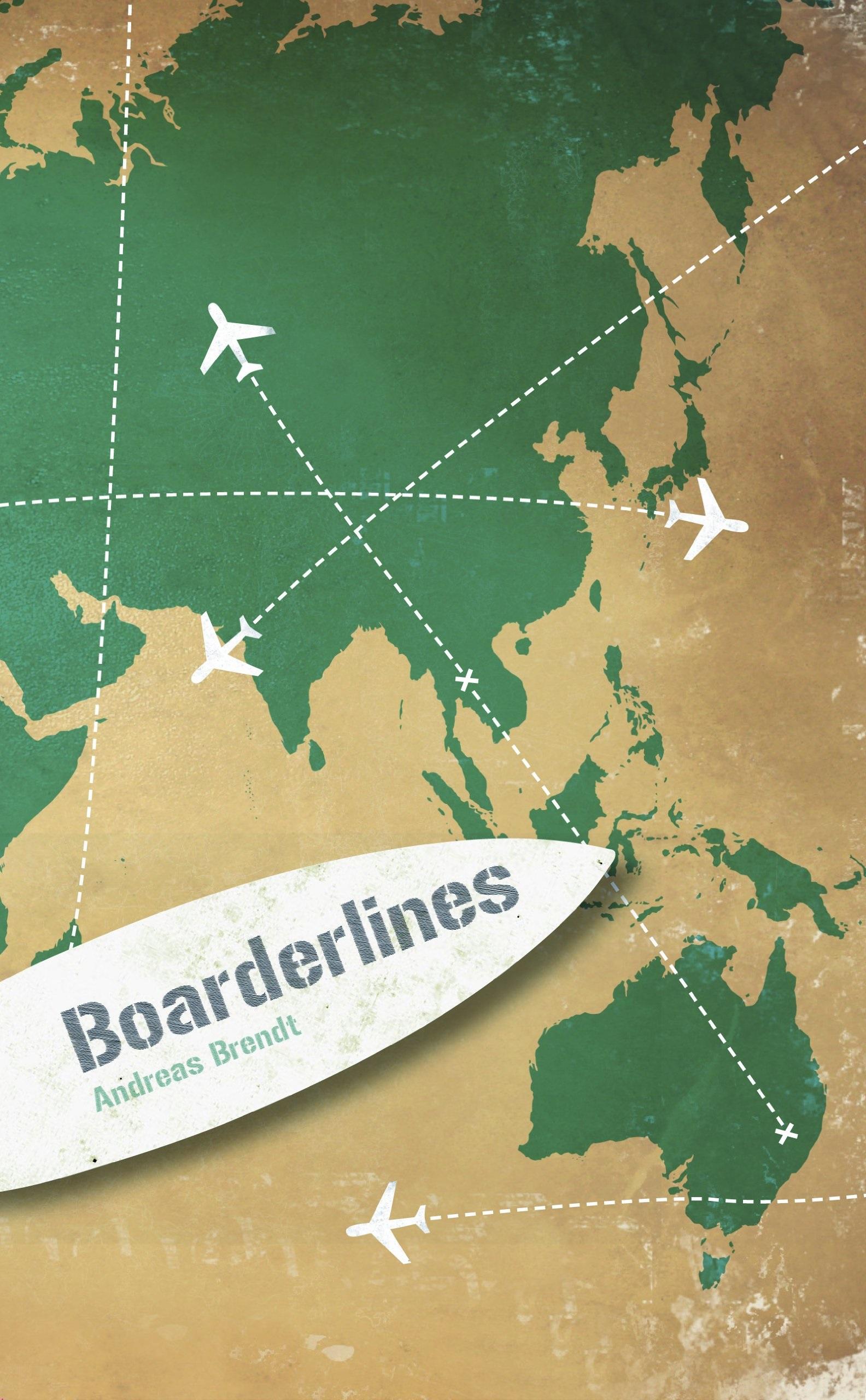 Andreas Brendt | Lesung: Boarderlines