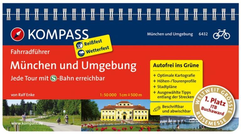 Geheimtipp – Kompass Fahrradführer München und Umgebung