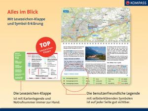 Kompass Fahrradführer München und Umgebung Alles im Blick