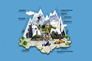 Münchner Bergführer Karte
