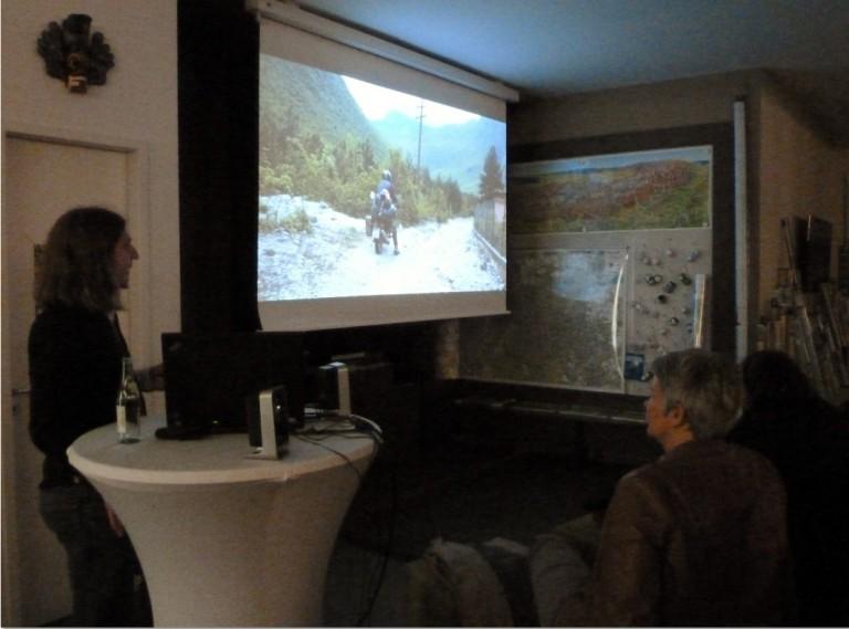 Motorradtour über den Balkan – Danke, Uli und Stefan für den tollen Abend!