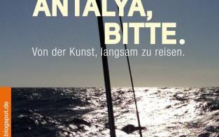 Einmal München Antalya bitte Thomas Käsbohrer