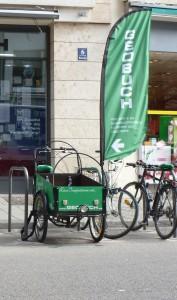 Fahrradständer III