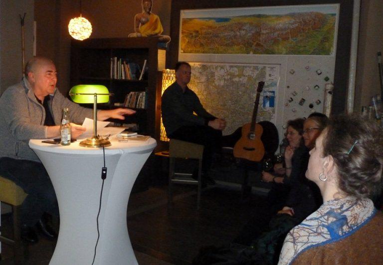 Irland-Abend mit Ralf Sotschek und Tom Hake