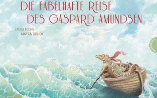 Gaspard Amundsen Cover klein