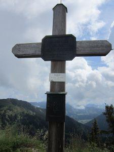 Gipfel # 3 Rauhkopf