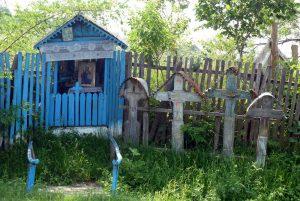 Rumänien Altar