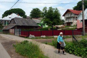Rumänien Dorf