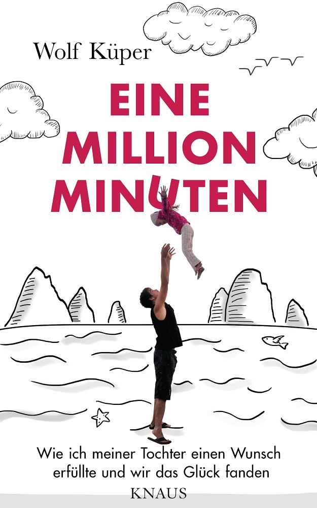 Wolf Küper | Lesung: Eine Million Minuten