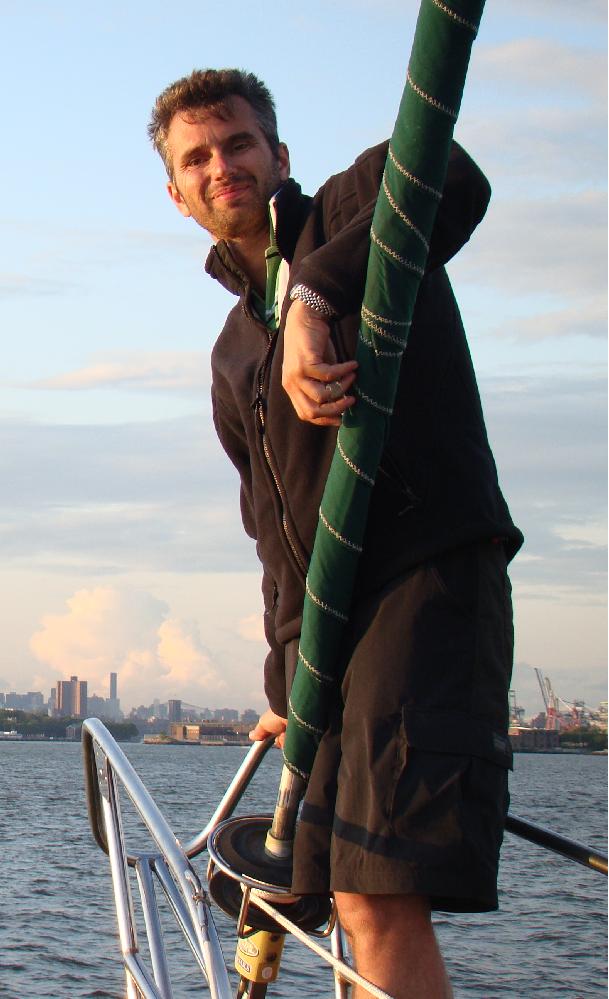 Egmont M. Friedl | Vortrag: 30 Jahre Abenteuer auf der See - bis zur aktuellen Küstenreise Mittelmeer