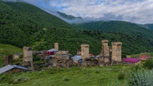 Uli Kaukasus - Georgien