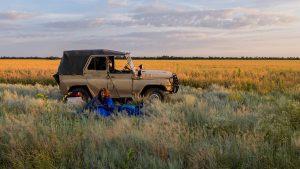 Uli Kaukasus - Jeep