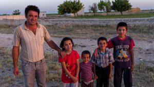 Uli Kaukasus - Papa mit Kindern