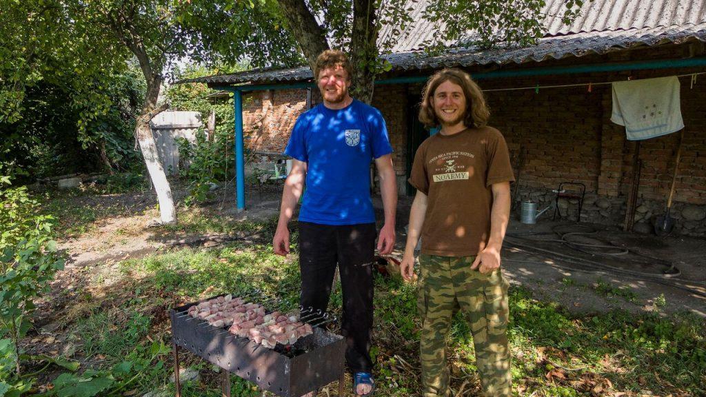 Uli Kaukasus - Uli und Stefan Hunger