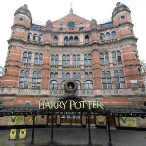 Harry Potter im Palace Theatre London