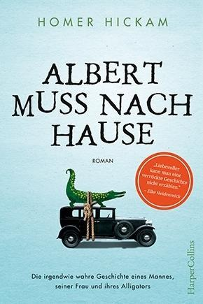 Neuheit: Albert muss nach Hause