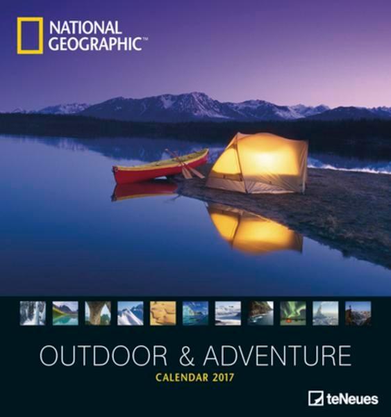 Kalendertipp – teNeues Outdoor & Adventure 2017