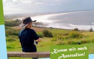 Komm mit nach Australien! quer