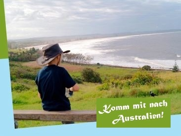 Christina Danisio & Alexander | Multimediashow mit Kurzfilmen für Kinder: Komm mit nach Australien!