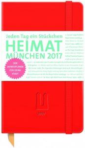München Jahresplaner 2017