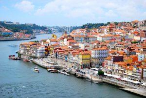 Porto Stadtansicht
